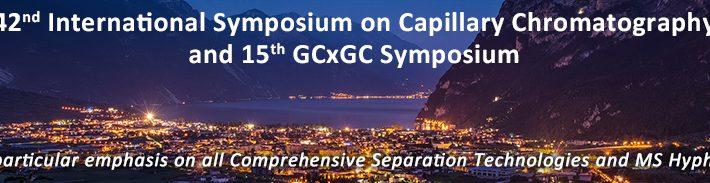 42nd ISCC and 15th GCxGC Symposium – May 13 -18
